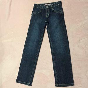 Gymboree jeans slim fit size 8